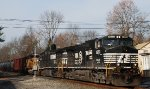 "NS 9253 ""Operation Life Saver"" leads on 66Q at MP48 on the LEHL"