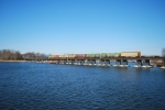 NS 5290 On The Navesink River