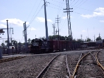 NS 5271  and Consist in Red Bank Yard