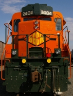 GP30..unlike any other Locomotive