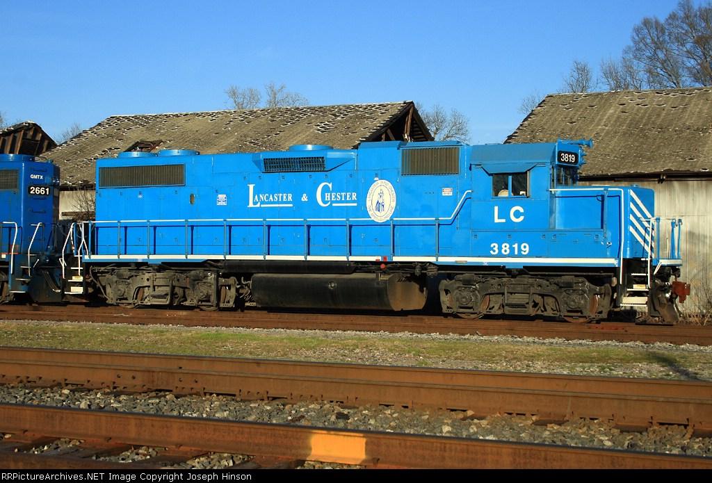 L&C GP38-2 #3819
