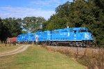L&C GP38AC #2829