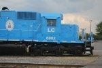 LC SD40-2T #6002 A