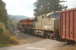 KCS 4713 and 4707 at Ridgecrest
