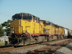 Southbound Loaded Grain Train
