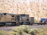 UP 8599 (Patched Rio Grande)