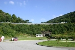The Eastbound Pennsylvanian on Horseshoe Curve