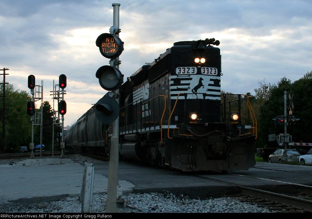 NS 3323 on L71