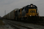 CSXT 8335 on Q276