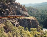 Durango & Silverton $ 480 on the High Line Sometime in 1991