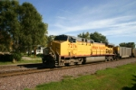 UP 7276 takes WEPX hoppers back to Wyoming