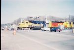 coal train on former TP&W