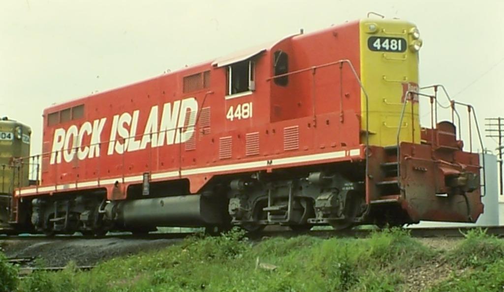 ROCK ISLAND 4481