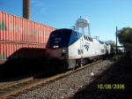 Amtrak special blasts through Rochelle
