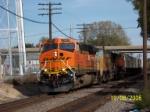 BNSF 7627