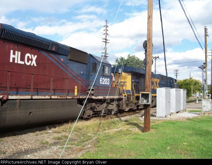 HLCX 6203