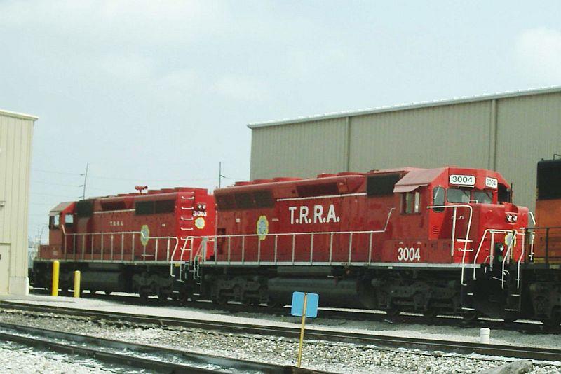 TRRA SD 40-3 3004