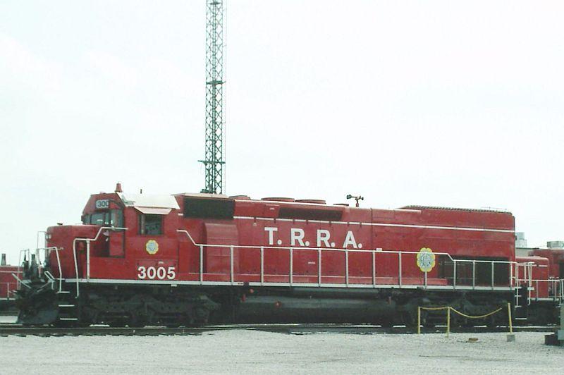 TRRA SD 40T-2 3005