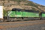 BNSF SD40-2 7023