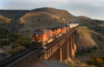 BNSF 4451 West