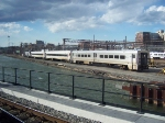 Three car train set