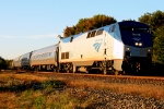 Fall Sunday Amtrak