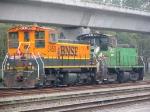 BNSF 3450, BNSF 3651