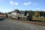 NS 6627 heads 68T towards Detroit