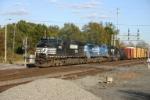 NS 9682 Heads for Burns Harbor