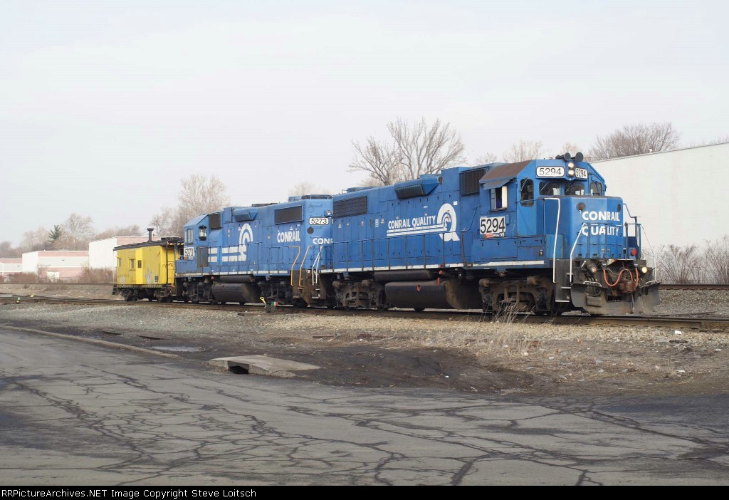 NYS&W Caboose Hop
