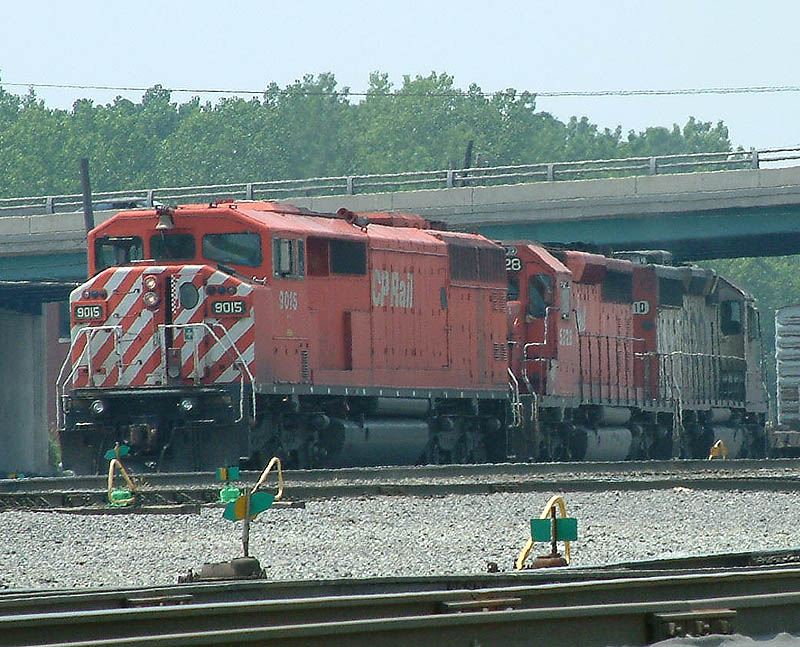 Better view of CP 9015