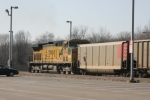 UP 6726 Patched CNW (ex-C&NW 8824) AC4400CW