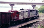 IMRL 102 (View from Short Hood GP9) Before ICE Takeover & CEFX 3034 (GP38-2)