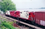 IMRL 112. 118 & 105 (GP9s) Prior to ICE Takeover