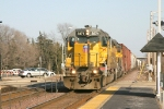 UP 3071 (SD40-2) ex-CNW