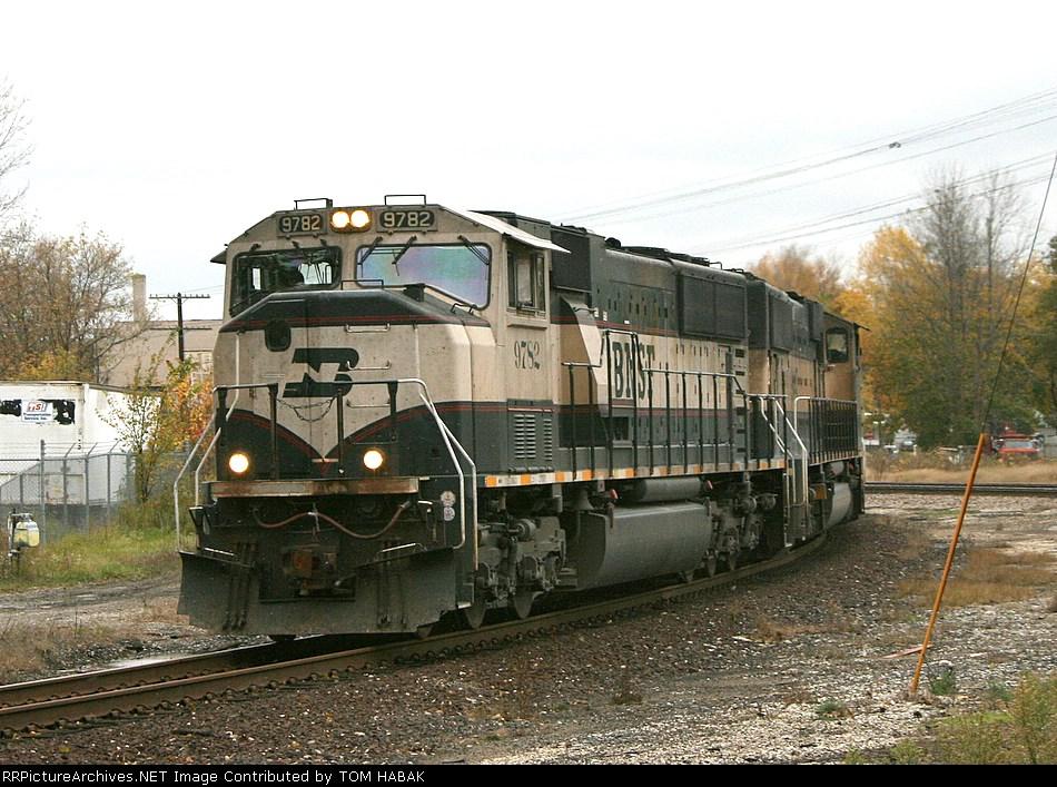 BNSF 9782