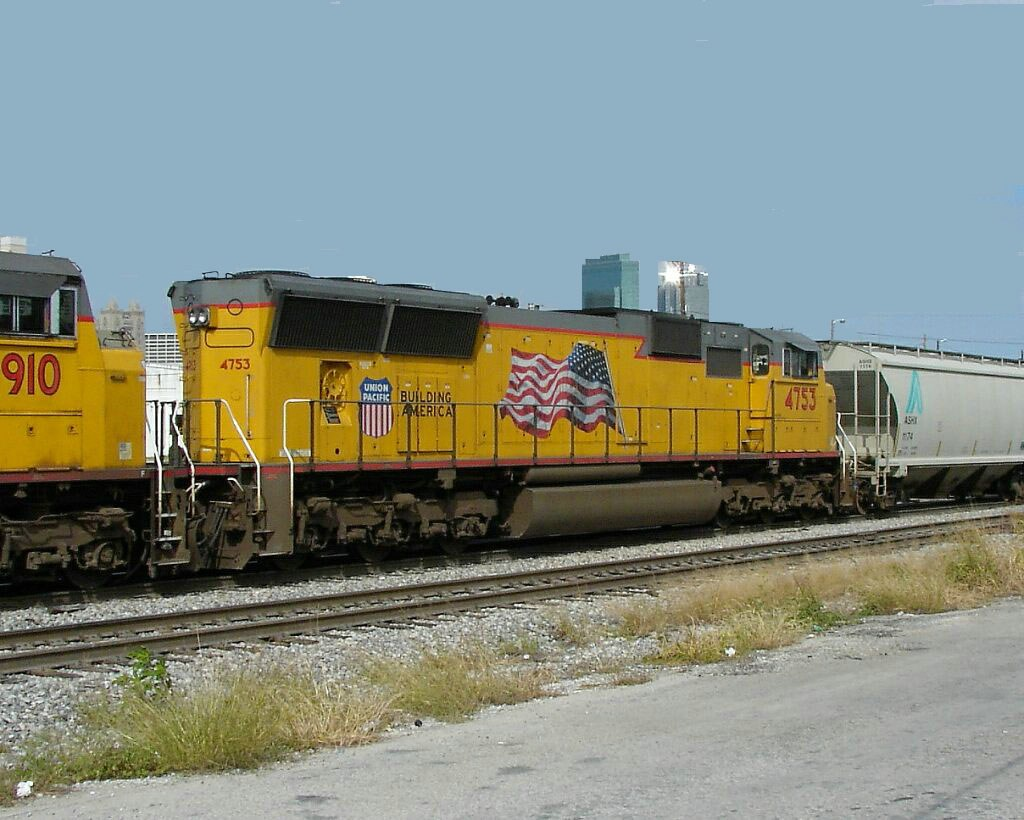 UP 4753