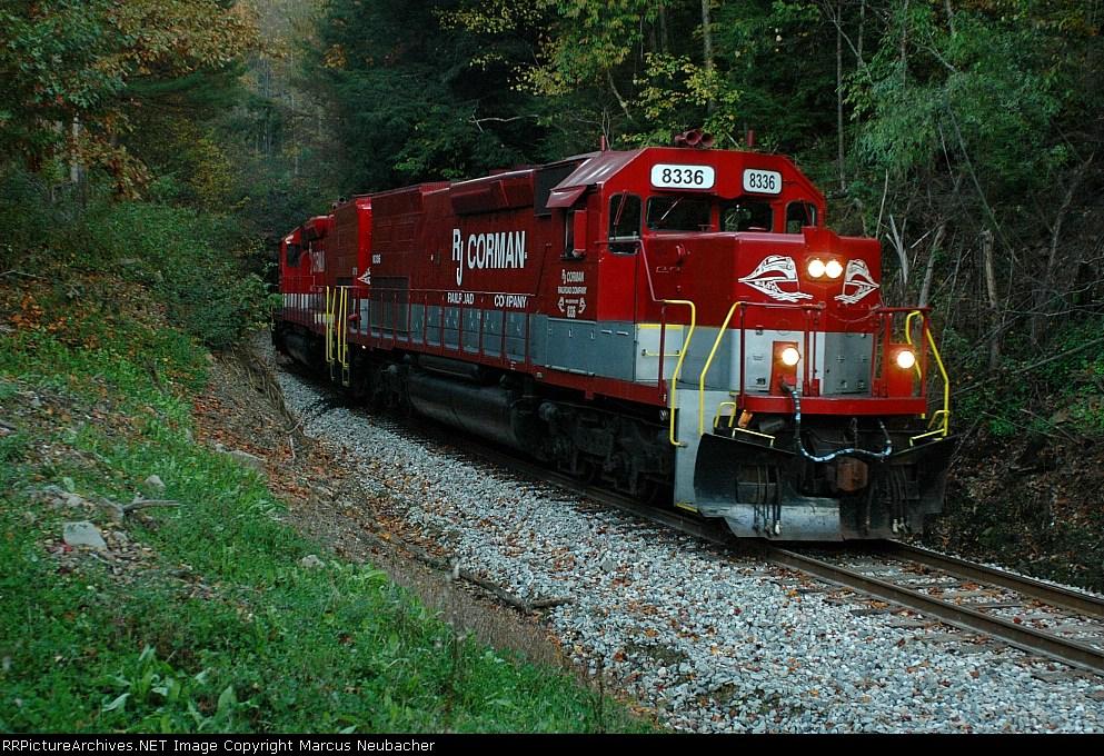 RJ Corman Tunnel Motors