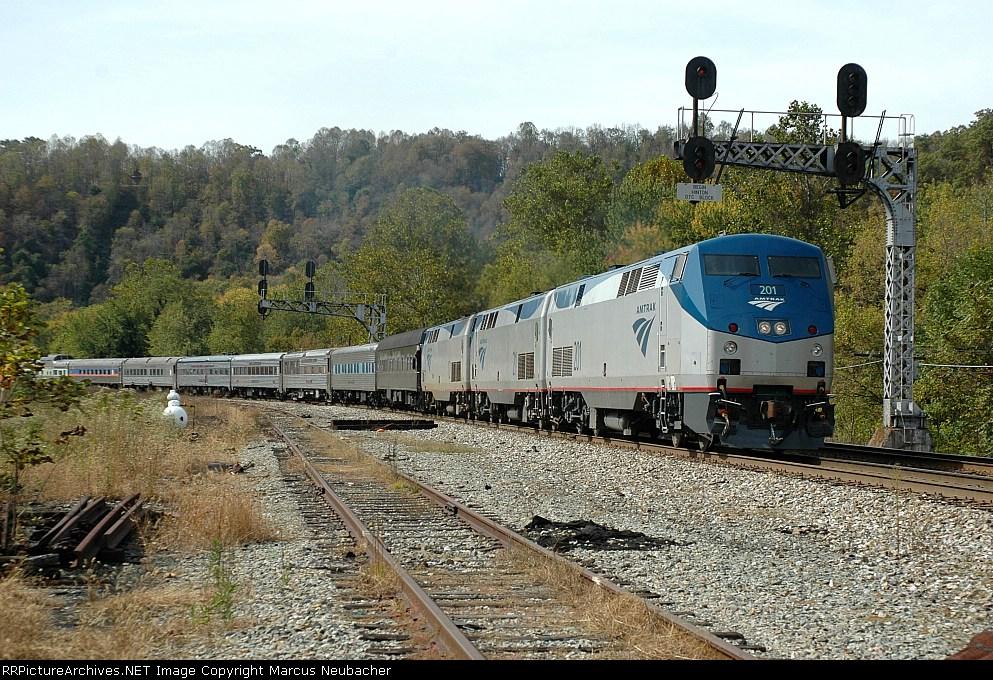 CSXT P928 New River Train