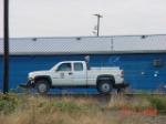 UP 62405 Hy-rail truck