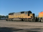 Ex MOP SD40-2 now part of the NREX Lease fleet