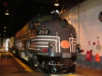 New York Central painted FL9 2012