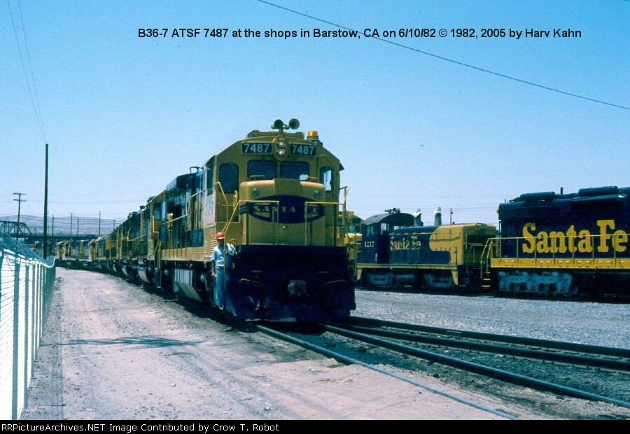 ATSF 7487