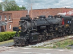 CN 3254 comes arrives in Stroudsburg