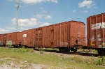 Norfolk Southern Railway (NS) Box Car No. 463818