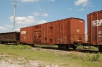 Norfolk Southern Railway (NS) Box Car No. 463894