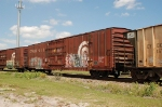 Norfolk Southern Railway (CR), Ex Conrail, Box Car No. 376057