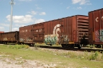 Norfolk Southern Railway (CR), Ex Conrail, Box Car No. 376134