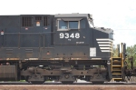 Norfolk Southern Railway (NS) GE C40-9W No. 9348
