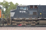 Norfolk Southern Railway (NS) GE C40-9W No. 9109